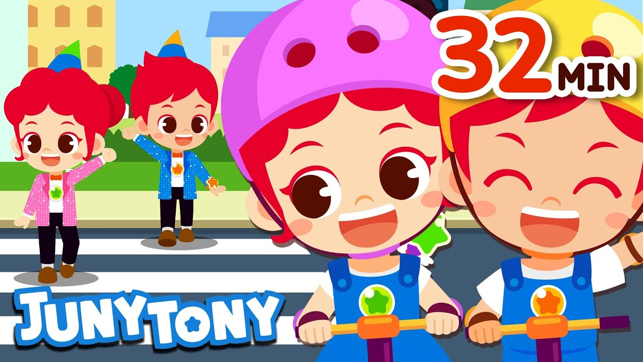 No No Play Safe Song and More | Safety Songs Compilation | Safety Songs for Kids | JunyTony