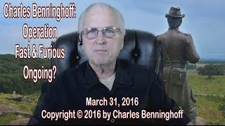 Charles Benninghoff: Fast & Furious Ongoing?