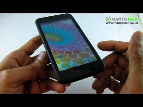 B79 ENCORE Android 4.0 ICS Dual Sim Smart Phone Unlocked UK