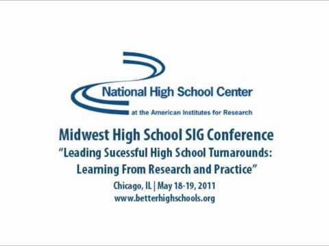 Building and Sustaining Collaborative Learning Opportunities to Support High School Improvement
