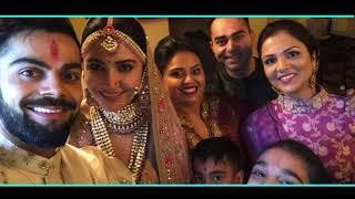 Virat Kohli and Anushka Sharma Get Married In Italy