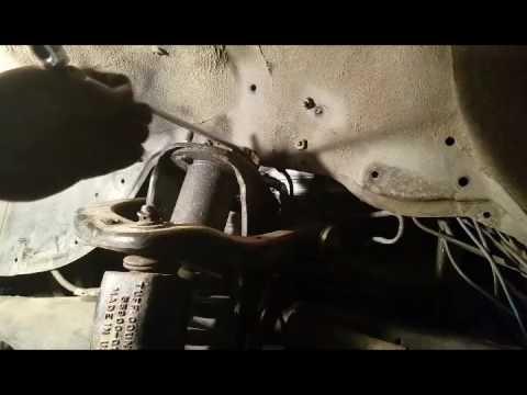 Tundra Bilstein 5100 Adjustable Shocks Install