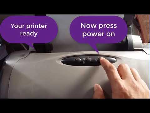 Epsion r230 Printer red light problem solution