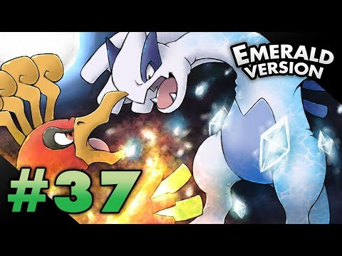 Let's Play Pokemon: Emerald - Part 37 - LUGIA & HO-OH