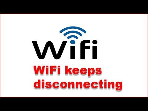 Windows 7 /10 : WiFi internet keeps on disconnecting