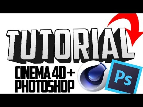 How to make SharkFX Text v2 Photoshop/PS Touch /C4D