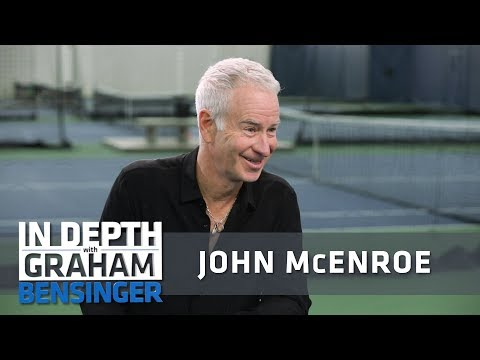 John McEnroe: Feature Interview Preview