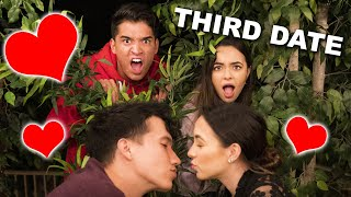 Download THE THIRD DATE - Merrell Twins ft. Alex Wassabi and Aaron Burriss Video