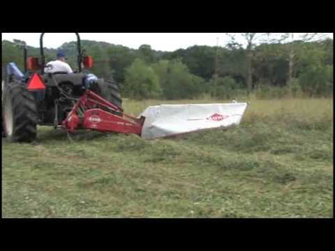 2008 Hay Cutting - Part 2