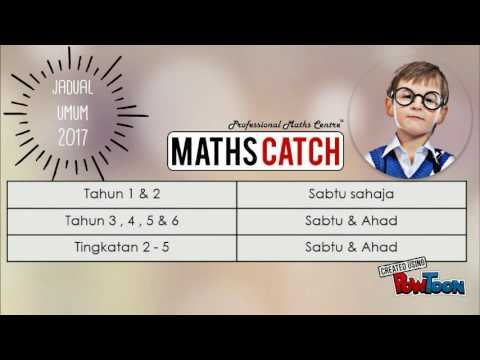 maths catch tuition 2017