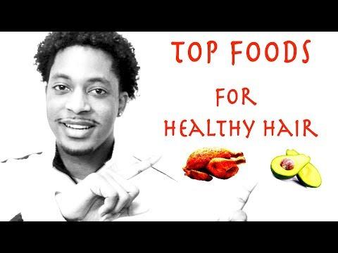 TOP FOODS FOR HEALTHY HAIR GROWTH   WINSTONEE