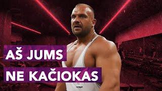 AŠ JUMS NE KAČIOKAS // IRONVYTAS