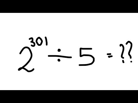 Learin how to find remainder of large Numbers | NET GATE JEE Entrance exams