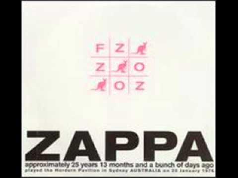 "FRANK ZAPPA-""Advance Romance"" LYRICS"