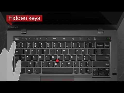 The New X1 Carbon: The Hidden Keys
