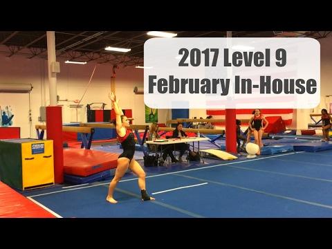 Abby Bruner- Level 9- February In-House