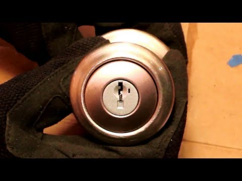 How to Flip a Kwikset SmartKey Door Knob with an Upside Down Keyhole