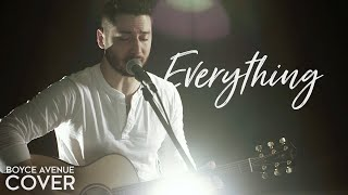 Everything - Lifehouse(Boyce Avenue acoustic cover) on Spotify & Apple