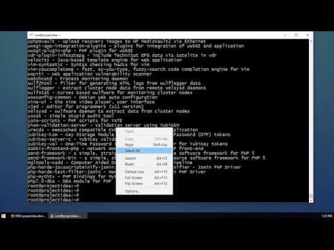 Simple Mail Server Setup in Ubuntu 16 04 | Bangla Tutorial