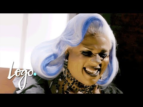 Behind the Screams of Gayance w/ Peppermint, Jiggly Caliente & Thorgy Thor | Logo