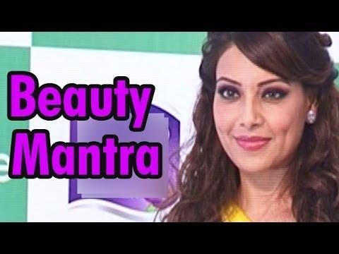 Bipasha Basu's beauty mantra