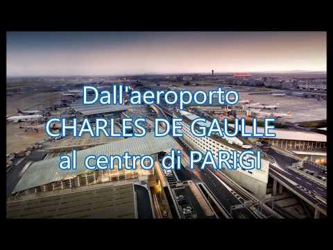 Dall' aeroporto Charles de Gaulle al centro di Parigi