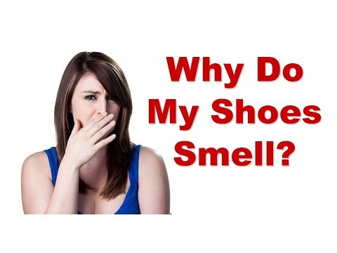 Why Do My Shoes Smell