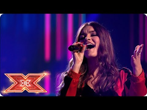 We're Crazy in Love with Holly's Ariana Grande cover | Live Shows | The X Factor 2017