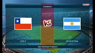 PES 2018 Argentina Vs England FIFA World Cup Gameplay PC