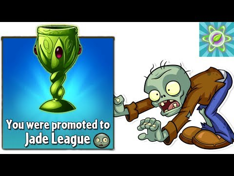 Plants vs Zombies 2 Jade League First Play PVZ 2 - Cold Snapdragon Week  and Battles