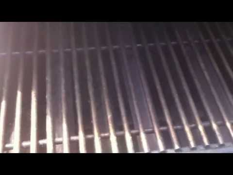 How to clean up the Grill