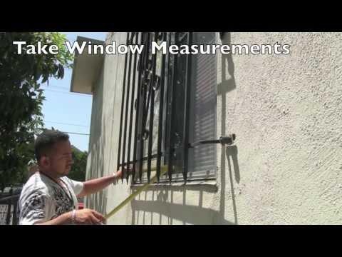 Aluminum Window Screen