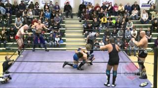 Fantastic Pro Wrestling !!  Bout 2, Part 3