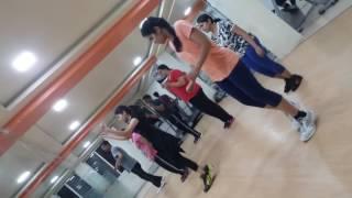 ZUMBA with Shivani Dalvi|Nashe si chadh gayi.
