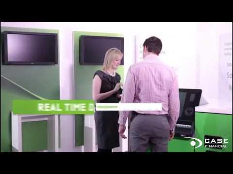 Interactive Banker Video   Case Financial