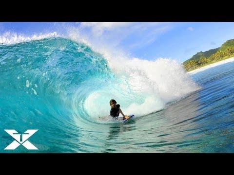 Eric Gamez - Best Bodyboarding Tricks