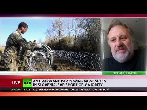 'Liberal elites have lost contact with ordinary people' – Slavoj Žižek on right-wing rise in Europe