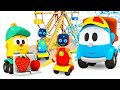 Leo The Truck Full Episodes Car Cartoons For Toddlers In English