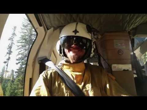 Wildland Fire Program Crew 8 with Centennial Job Corps and Veterans