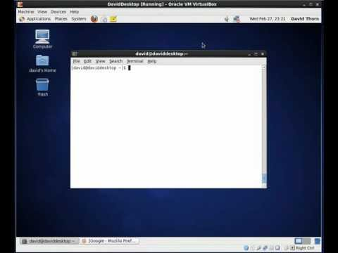 Linux - Install Configure HTTP DNS BIND Server CentOS 6.3 - Config Static IP Address - Step 1