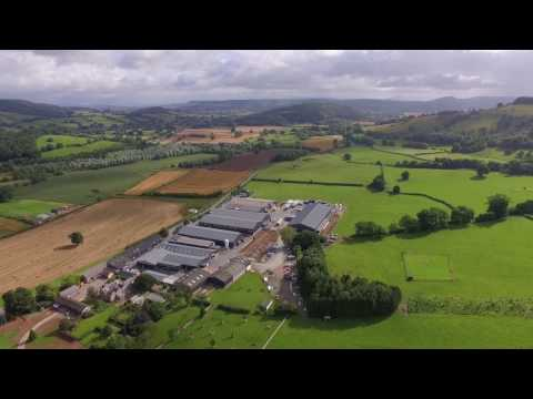 Radnor Hills Aerial Film - Journey of a Water Droplet