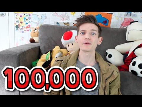 100,000 Subscribers! Holy Mac N Cheese N Meatballs!!