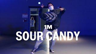 Lady Gaga, BLACKPINK - Sour Candy / KOOJAEMO Choreography