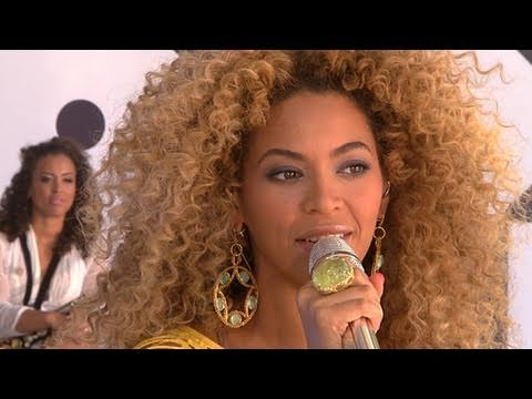Beyonce Knowles 'Good Morning America' Summer Concert Captivates Central Park, NYC (07.01.11)