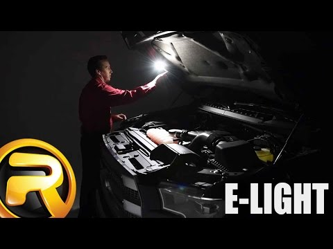 Extang e-LIGHT 500 Truck Bed Utility Light - Fast Facts