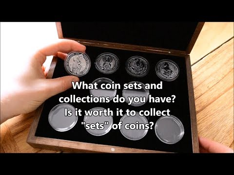 Do you collect sets of coins and is it worth it?