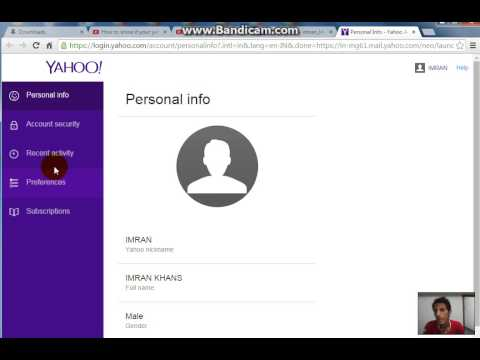 How to Check if Your Yahoo Account Has Been Hacked In Hindi/urdu