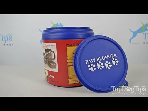 Paw Plunger Dog Paw Cleaner Review