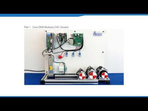 DMM CNC Package Set Up Instructions (Part 2 ) Optional Third