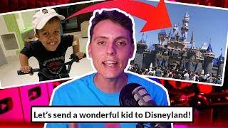 Actores de Hollywood invitan a Disney a Niño BULLEADO-Wefere NEWS